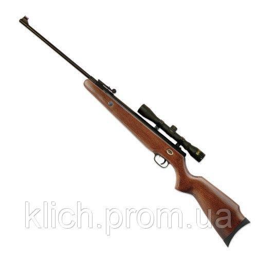Пневматическая винтовка Beeman Teton с оптическим прицелом