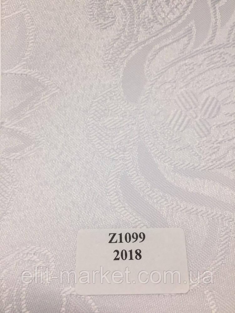Рулонні штори Z арабеска білий