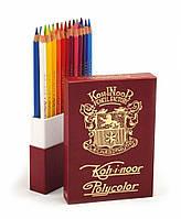 Карандаши художественные POLYCOLOR RETRO, набор 48 цв.