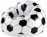 Кресло надувное для всей семьи Intex, Футбольный мяч