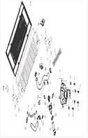Geon Патрубки системы охлаждения (впуск./выпуск. к-т) 250cc (Nac, Invader, Hammer)  мотоцикл