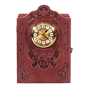 Бар-книга с часами