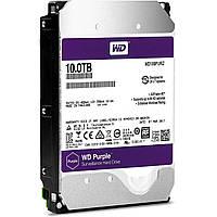 Жесткий диск WD 3.5 10TB 128MB Cache Purple WD100PURZ (WD100PURZ)