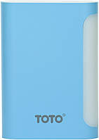 Портативная батарея Toto TBG-48 Power Bank 7500 mAh 2USB 3,1A Li-Ion Blue