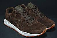 Кроссовки мужские Reebok HEXALITE коричневые
