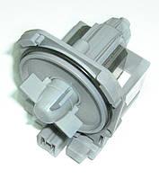 Насос (помпа) для стиральной машинки Askoll - Bosch 30W (три защолки контакти спереду)