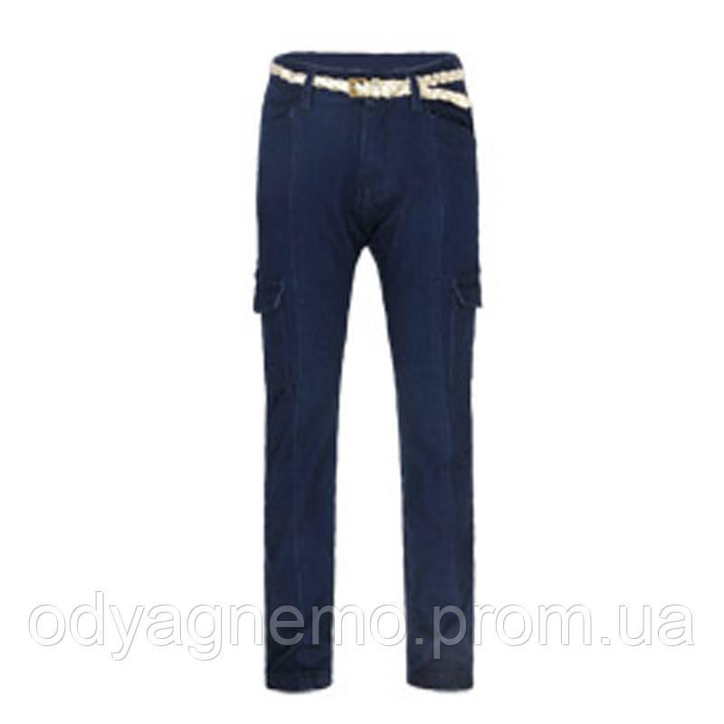 Джинсовые брюки для девочек Glo-Story оптом, 116-146 рр.