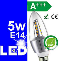Led (лед) лампы (лампочки) светодиодные энергосберегающие | 5w (вт) цоколь е27 220v