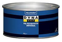 Автомобильная шпатлевка Dynacoat PE PUTTY UNIVERSAL 1L