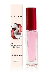 Женский парфюм в мини-флаконе Bvlgari Omnia Coral (Булгари Омния Корал), 20 мл