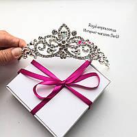 """Шикарная диадема """"Аида"""" для невесты и на выпускной."""