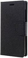 Чехол-книжка TOTO Book Cover Mercury Lenovo A1000 Black