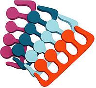 Распорки пальцев для педикюра LEADER разделители для пальцев ног