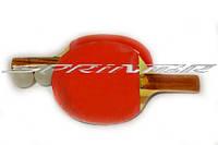 SH008 Набор ракетка н/т (2 ракетки, 3 шарика)