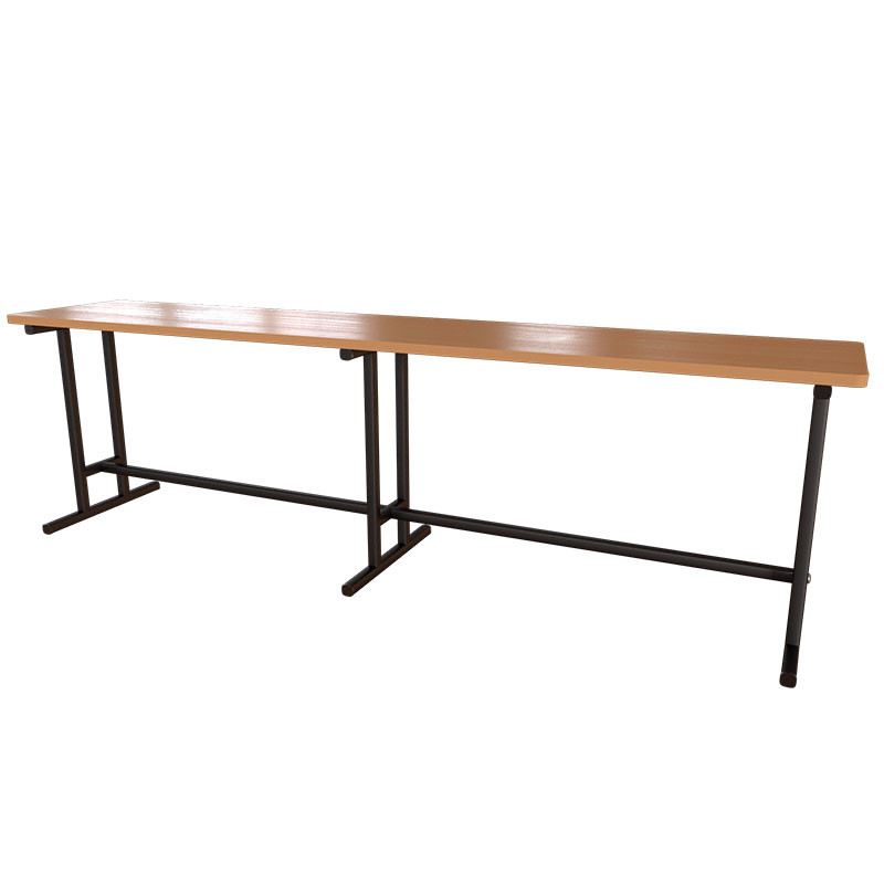 Лавка для школьной столовой от производителя (1800*300*450h)