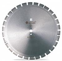 Алмазный диск ADTnS 1A1RSS/C1N-W 450x3,8/2,8x10x25,4-26 F4 CLF 450/25,4 AM
