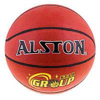 Мяч баскетбольный StarGroup Alston PVC №5