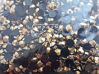 Стразы акриловые ss30 (6.0 мм) 173 Gold 10000шт