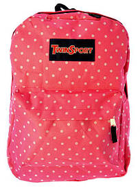 Рюкзак молодежный Jossef Otten Ситец розовый 9007-3