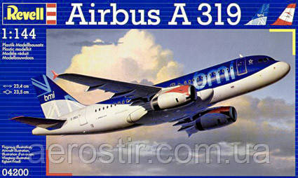 Airbus A319 1/144 REVELL 04200