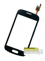 Сенсор (тачскрін) для Samsung S7390 Galaxy Trend,S7392 Galaxy Trend Duos original чорний