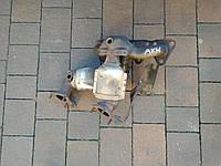 Коллектор выпускной с катализатором 2.0 16V FSI vw VW Passat B6 2005-2010