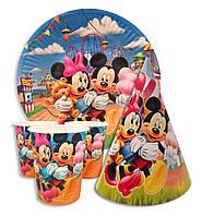 "Набор для дня рождения ""Микки и Минни Маус с мороженныйм"""