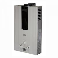 Газовая колонка DARYA 10 L (белая) LCD 10 литров в мин.