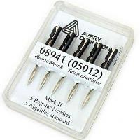 Иголки MKII для игольчатого пистолета Avery Dennison (Standard) (5 штук в упаковке)