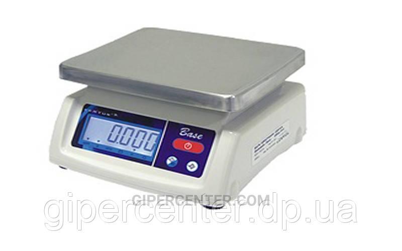 Весы фасовочные Certus СВС-1.5/3-0.5/1 до 3 кг, точность 0.5/1 г (односторонний дисплей)