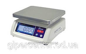 Весы фасовочные Certus Base СВС-1.5/3-0.5/1 до 3 кг, односторонний дисплей