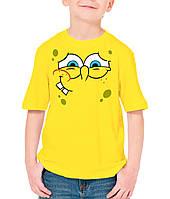 """Детская футболка """"Спанч Боб"""""""