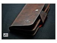 Мужской портмоне-клатч Карвалет (бумажник carwallet) кошелек