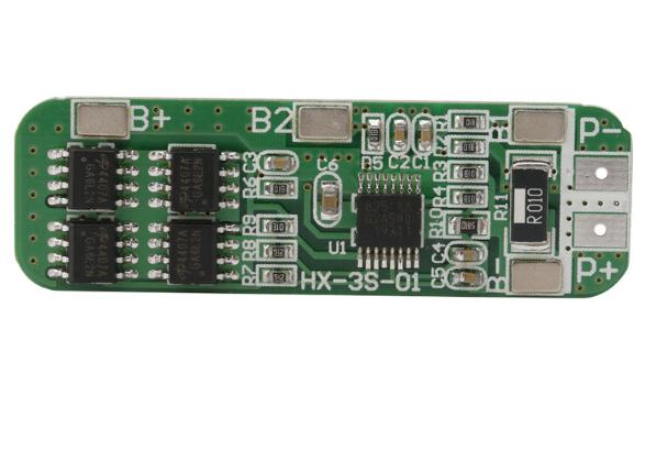 Модуль зарядки 3*18650 6A #100432