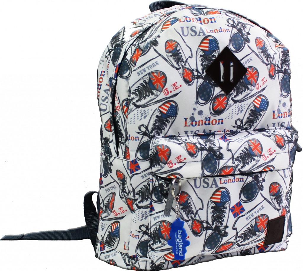 Рюкзак стильный Bagland городской.