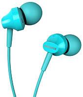Наушники Remax RM-501 Earphone Blue