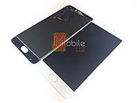 Модуль для Meizu M5 Note M621 (Дисплей + тачскрин) белый, оригинал