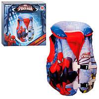 """Надувной жилет Bestway 98014 """"Spiderman"""", 51х46 см"""