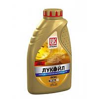 Всесезонное моторное масло  Лукойл Люкс API SL/CF 5W-40 1л