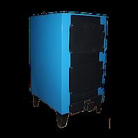 Твердотопливный котел ОГОНЕК КОТВ мощностью 100 кВт