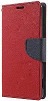 Чехол-книжка TOTO Book Cover Mercury Lenovo Vibe P1m Red