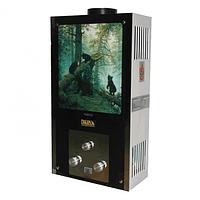 Газовая колонка DARYA 10 L (рисунок) LCD 10 литров в мин.