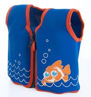 Детский плавательный жилет Konfidence Original Scoot KJ14-C, фото 1