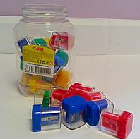 Точилка для карандашей TIKI 52608 с контейнером