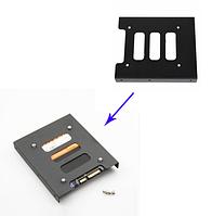 Адаптер HDD 2.5 - 3.5 жестких дисков в системный блок ПК