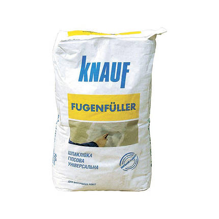 Шпаклівка Knauf Fugenfuller 5 кг, фото 2