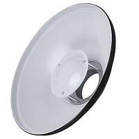 BDR-W - Спалах - Рефлектор белый / ARS (55 см)