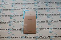 Задняя панель корпуса для мобильного телефона Sony E6533 Xperia Z3+ DS / E6553 Xperia Z3+ / Xperia Z4 золотая
