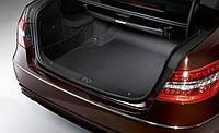Коврик багажника с противоскользящим покрытием Mercedes-Benz W212 E-Class Новый Оригинальный