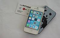 Apple iPhone 4s 16GB White Neverlock Лот№674